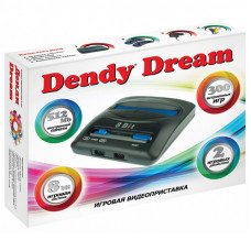 Dendy Dream 300 игр