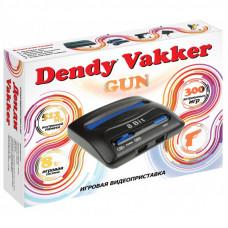 Dendy Vakker 300 игр + световой пистолет