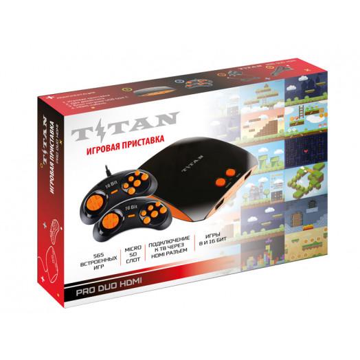 Сборник встроенных игр Dendy для Titan 565 игр