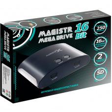 Magistr Mega Drive 16Bit 250 игр