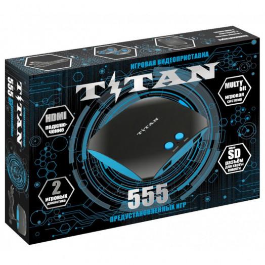 Сборник встроенных игр Dendy для Titan 555 игр