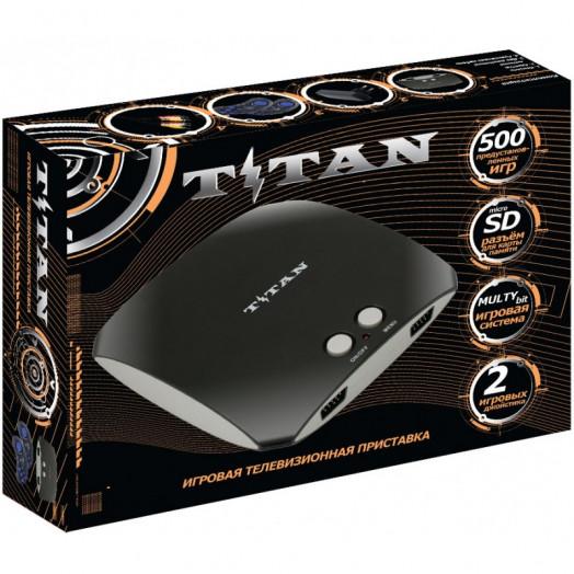 Сборник встроенных игр Dendy для Titan 500 игр