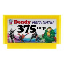 375 игр Мега хиты Денди