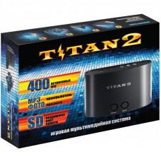 Сборник 400 встроенных игр для для приставки  Sega Magistr Titan