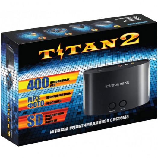 Сборник встроенных игр Dendy для приставки Titan 2 400 игр