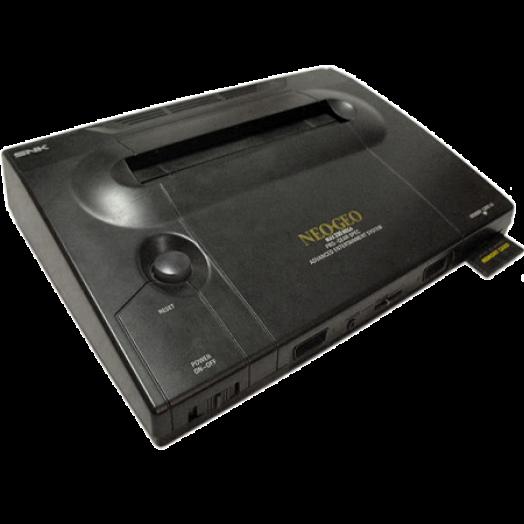 История Neo-Geo