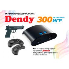 Dendy 300 игр + световой пистолет