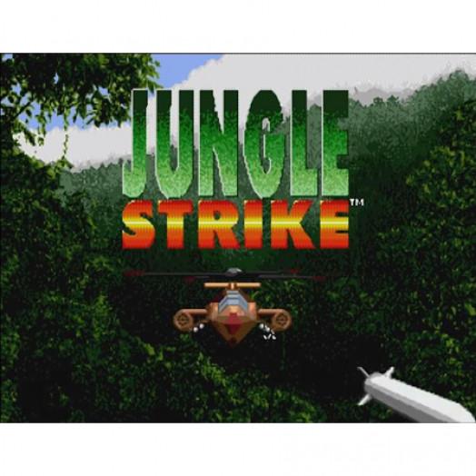 Desert Strike и Jungle Strike