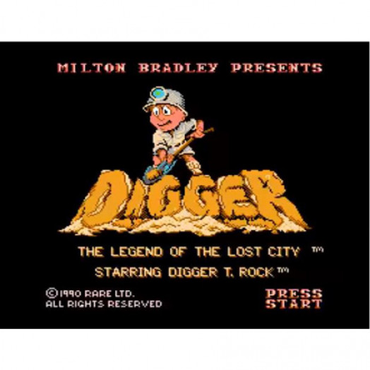 Digger T. Rock