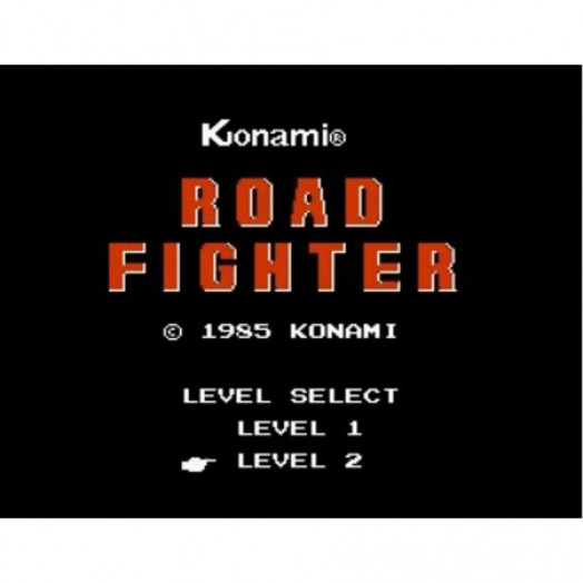 Road Fighter