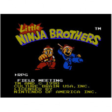 Little Ninja Brothers. Часть 3