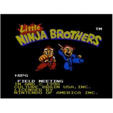 Little Ninja Brothers. Часть 4